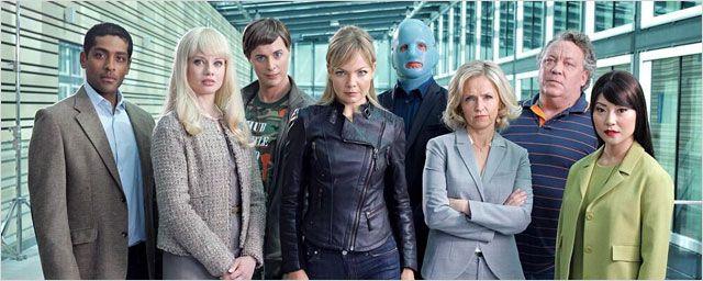 Les personnages principaux de la saison 2 de Real humans