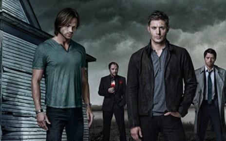 jared padalecki - Supernatural saison 9 : Between Heaven and Hell spn wall