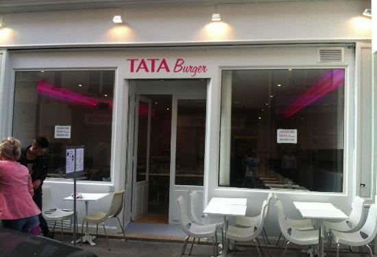 Tata Burger : le gourmet burgaï ;)
