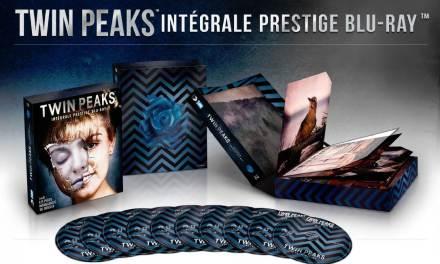 Twin Peaks le blu-ray en détail