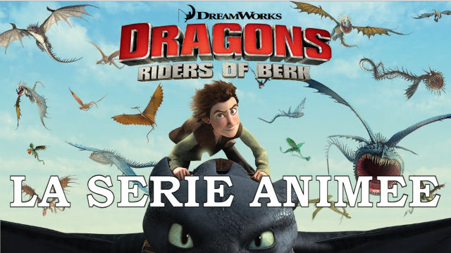 Dragons : La série animée