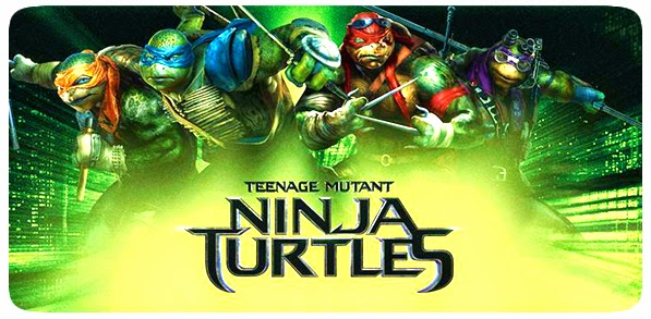 megan fox - Ninja Turtles : nouvelle bande-annonce et les affiches personnages Teenage Mutant Ninja Turtles 2