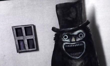 Mister Babadook : le gentil fantôme