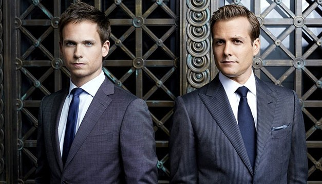 Suits : gang de requins