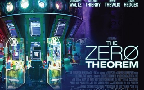 terry gilliam - Zero Theorem : Brasilia zero theorem poster