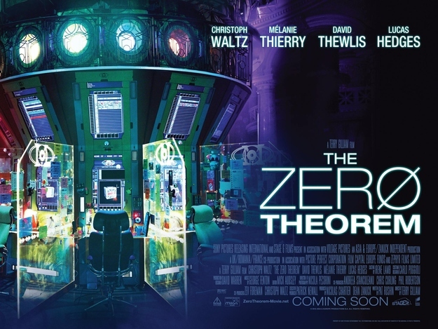 terry gilliam - Zero Theorem : Brasilia