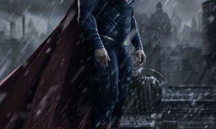 Première photo officielle de Superman dans Batman v Superman ?