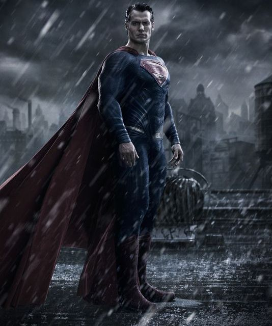 Première photo officielle de Superman dans Batman v Superman ?