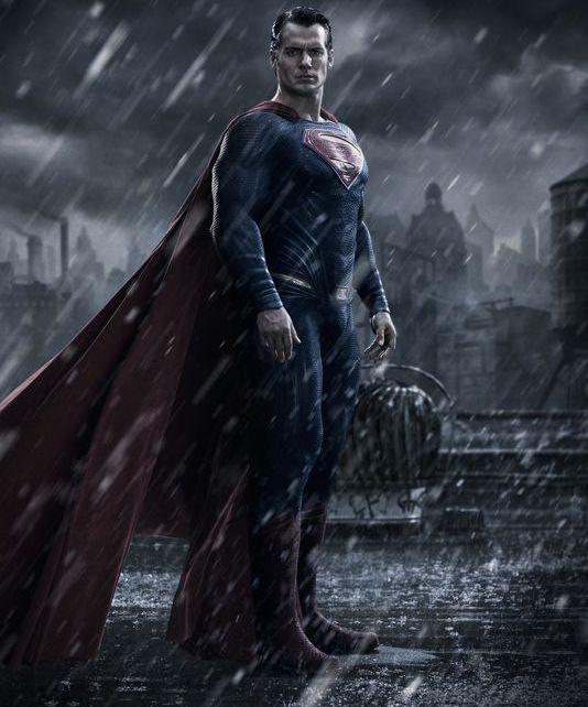 batman v superman - Première photo officielle de Superman dans Batman v Superman ?