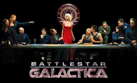 battlestar galactica - Battlestar Galactica - So Say We All B 73545 1