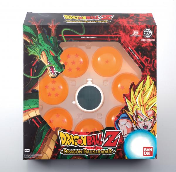 DRAGON BALLS AND RADAR SET