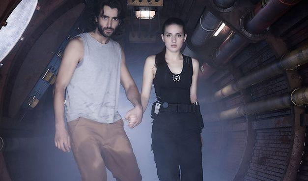 Série Series 2014 : La Fuga, Ange Ou Démon & la production télévisée espagnole