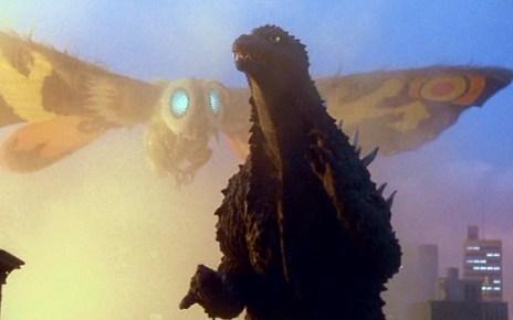 comic-con 2014 - Comic-Con 2014 : Godzilla 2 déjà prévu Mothra godzilla