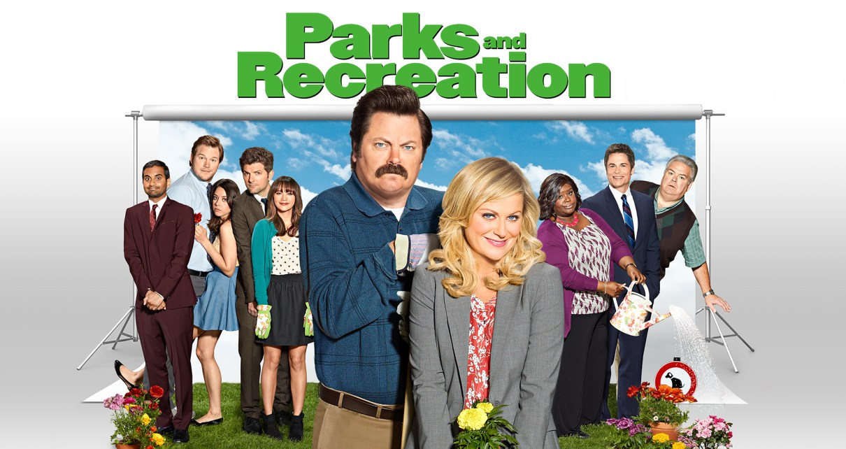 parks and recreation - Parks and Recreation : Treat Yo Self