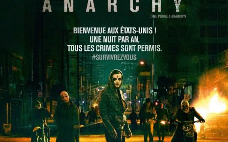 american nightmare 2 - American Nightmare 2 : Anarchy, viens, à la maison american nightmare purge 2