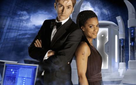 david tennant - Doctor Who, saison 3 : Mastering