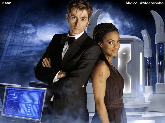 Doctor Who, saison 3 : Mastering