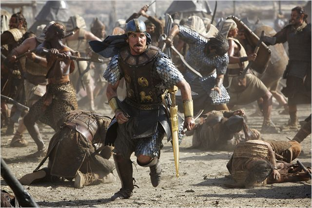 Ridley Scott propose l'Exode
