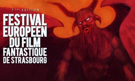 Les rétro du Festival Européen du Film Fantastique de Strasbourg