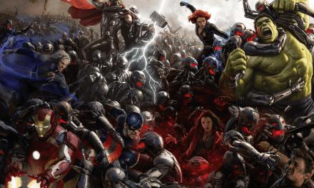 Avengers 2 : le concept art du Comic Con complet