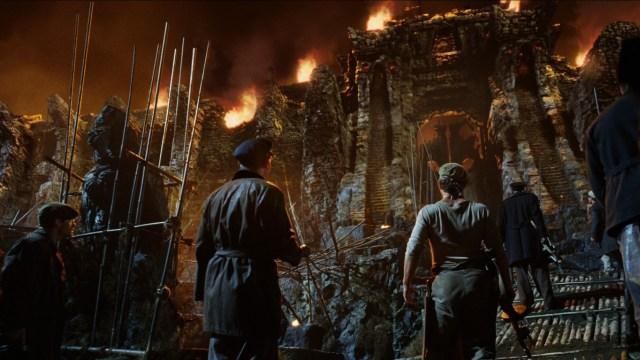 Skull Island Teaser Reveals King Kong Remake At Comic Con: Comic-Con 2014 : Nouveau Remake De King-Kong En 2016