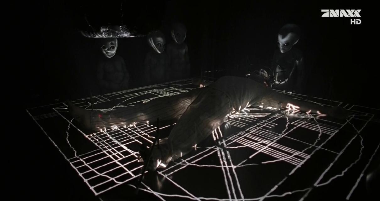 x-files en blu-ray - X-Files : la HD peut poser problème q4YLY34