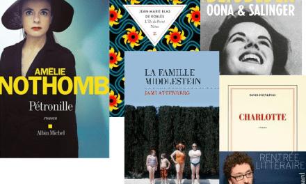 Une rentrée littéraire historique et écolo