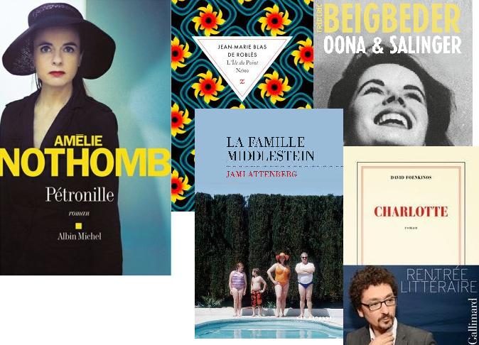 amélie nothomb - Une rentrée littéraire historique et écolo rentree litteraire couv