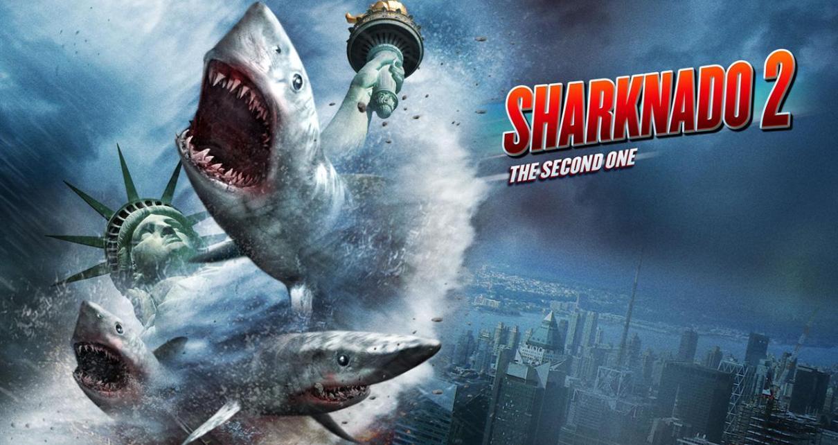 sharknado 2 - Sharknado 2 : main au culte sharknado21