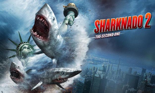 Sharknado 2 : main au culte