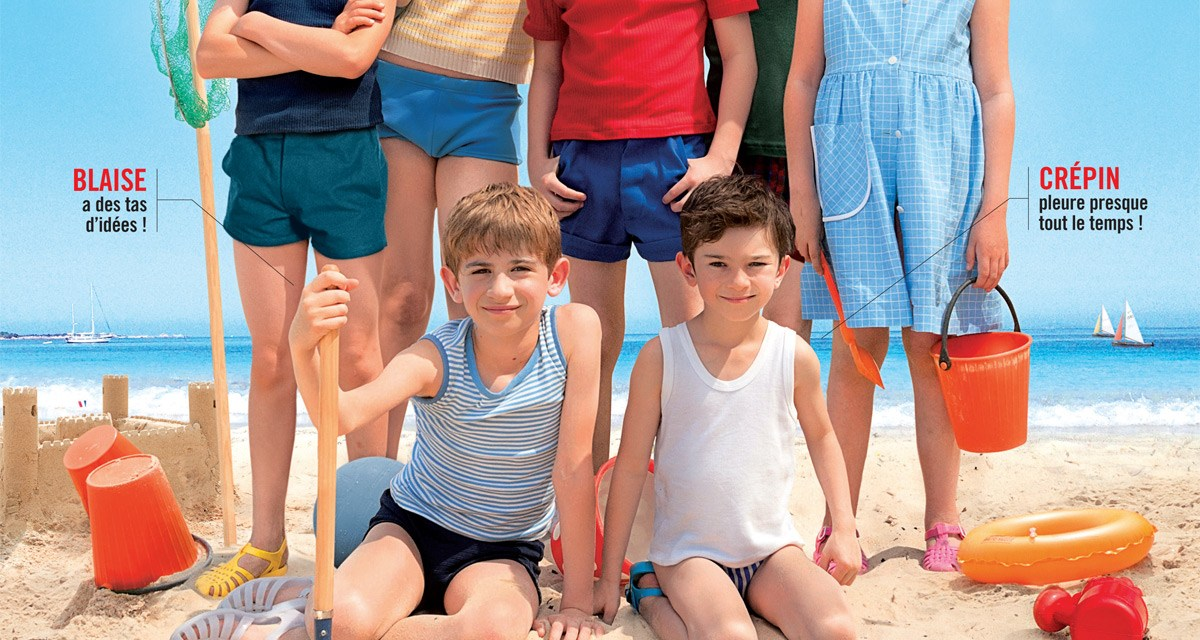 Les vacances du Petit Nicolas : détournement de mineurs