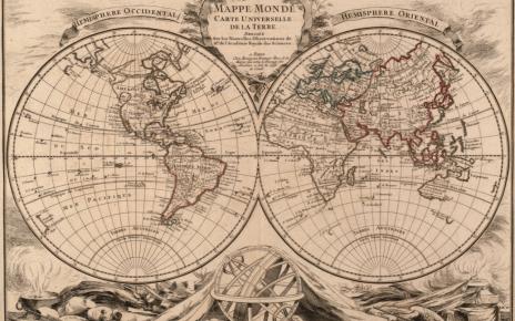 blas de roblès - JM Blas de Roblès, L'Île du point Nemo : une aventure étourdissante mappe monde nemo