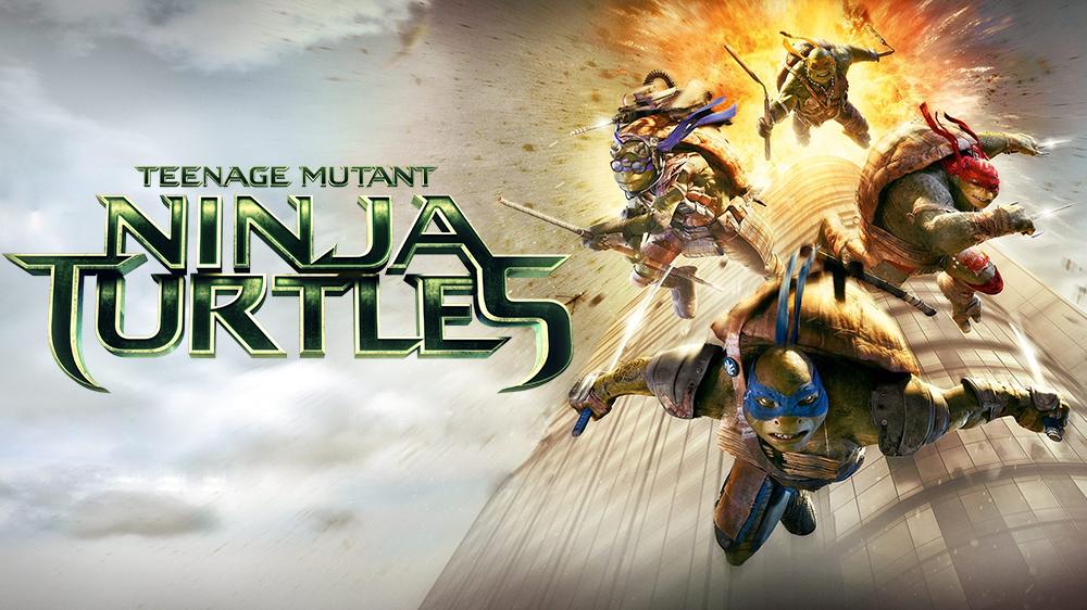 Ninja Turtles : The sound of silence