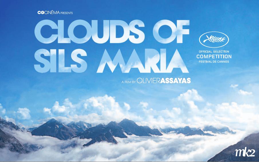 chloe moretz - Sils Maria, d'Olivier Assayas: l'éternel retour sils maria affiche