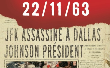 11/22/63 - 11/22/63, le roman de Stephen King adapté par J.J. Abrams 22 11 63