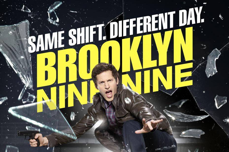Brooklyn Nine-Nine 2×01 Undercover