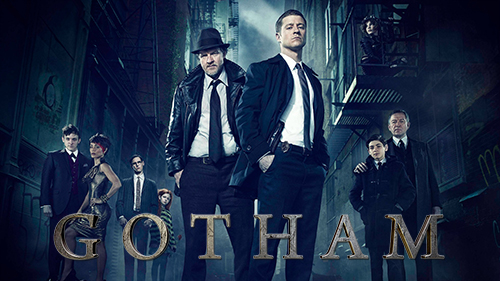 Gotham : T'es ok! T'es Bat! T'es Out!