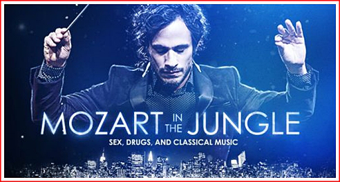 amazon studios - Mozart in the Jungle : la chasse est ouverte !