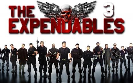expendables 3 - Expendables 3 : les papys font (encore) de la résistance the expendables 3 53fedb4b54f67