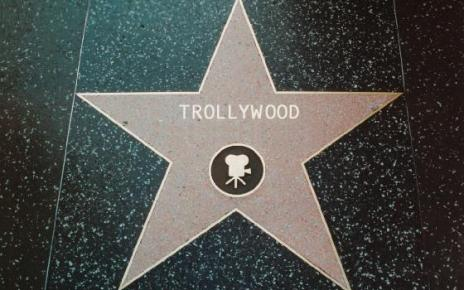 site - Lancement de Trollywood