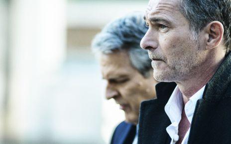aure atika - Les Hommes de L'Ombre saison 2 (France 2) : rencontre avec les scénaristes 001LHO ©Etienne Chognard86