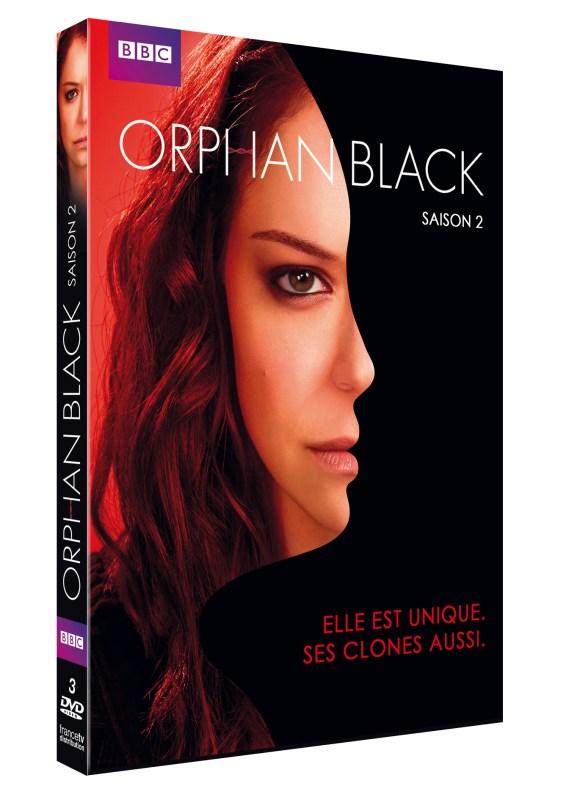 3D ORPHAN BLACK S2