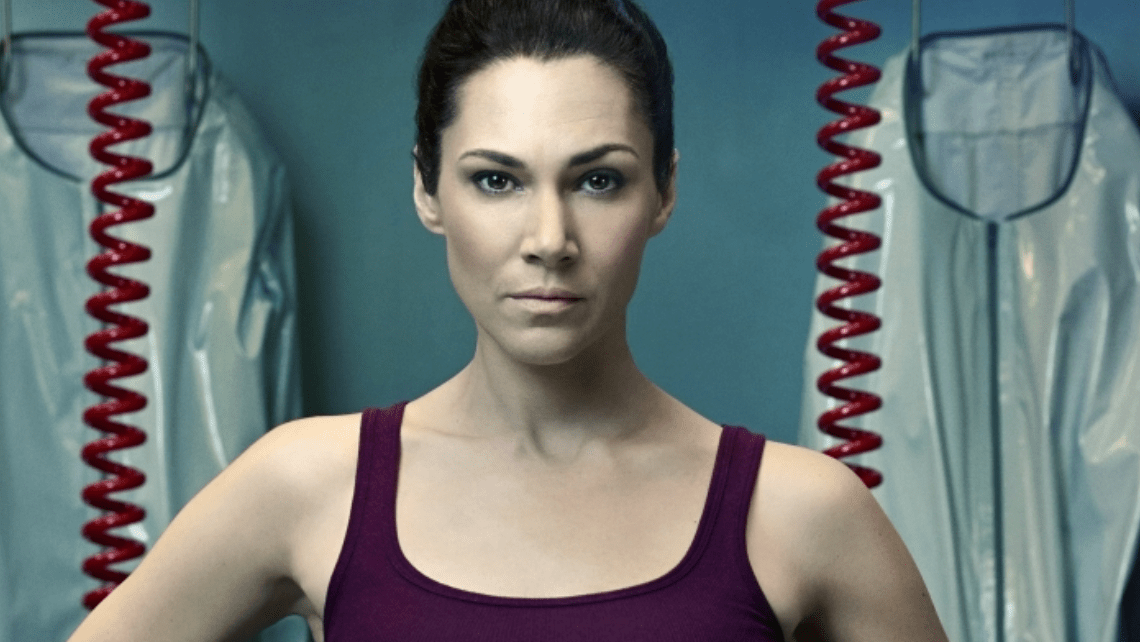 interview - Helix : Rencontre avec Kyra Zagorsky (Dr Julia Walker)