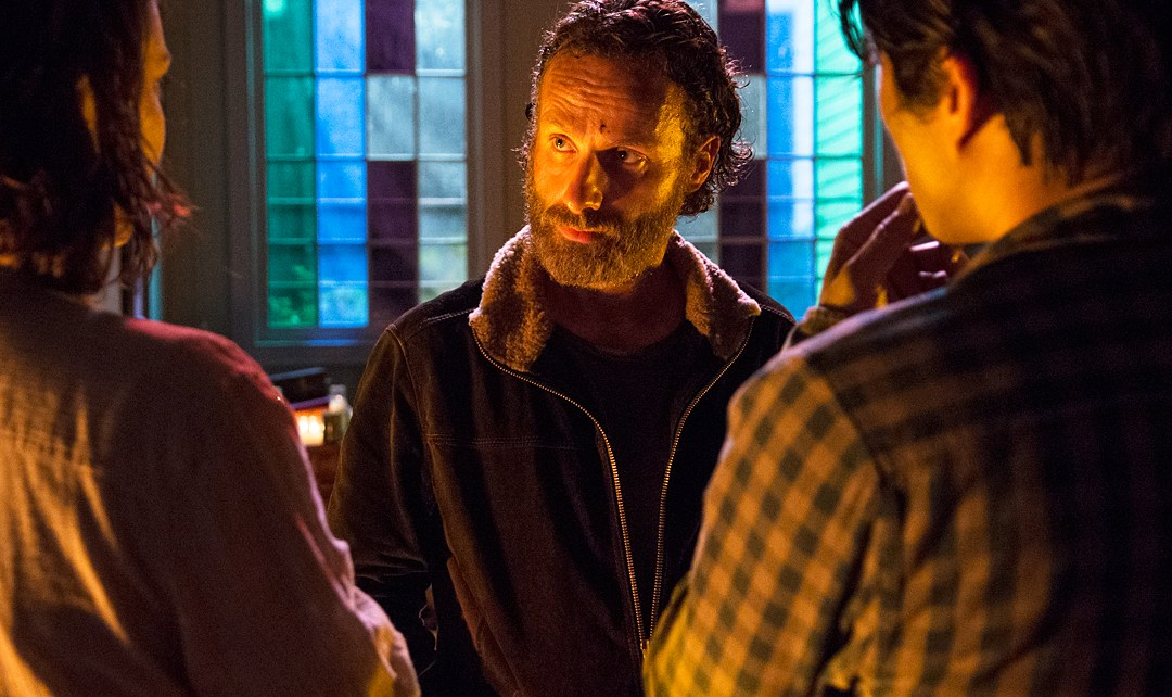 The Walking Dead - The Walking Dead 5x03 : Four Walls and a Roof  TWD 4WAAR