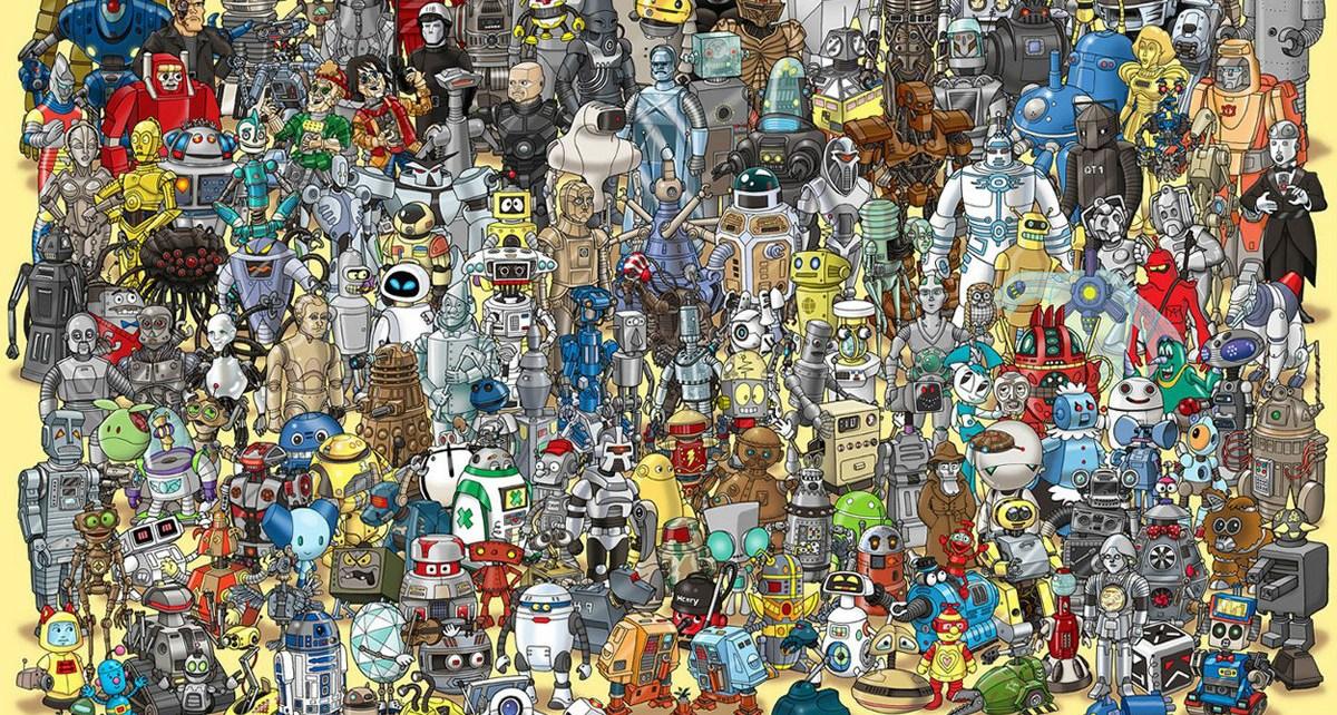 soirée spéciale - Cine + met à l'honneur les robots au cinéma Tous les robots du cinéma