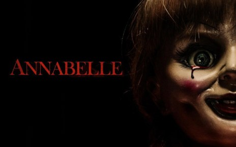 "annabelle - ""Annabelle"", de John R. Leonetti : Child´s Play anabelle affiche"