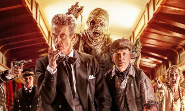 Doctor Who 8×08 : Mummy on the Orient-Express