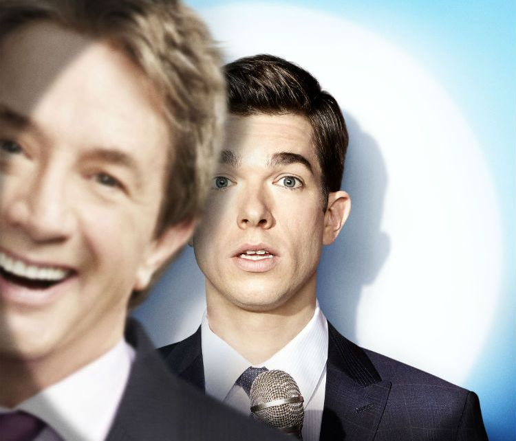 mulaney - Mulaney : not funny