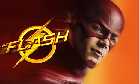 cw - The Flash 1x01 City of Heroes