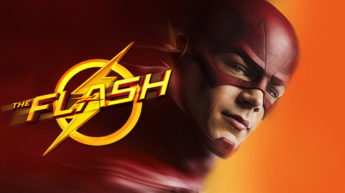 flash - The Flash 1x15 Out Of Time